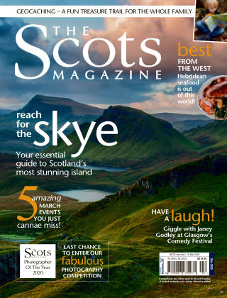 The Scots Magazine March 2020