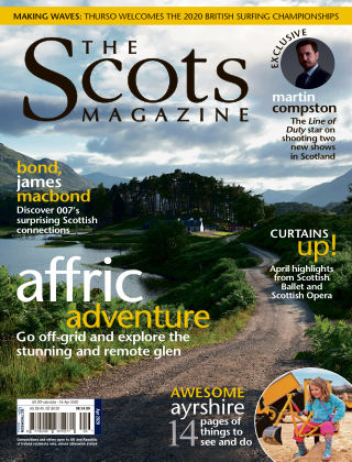 The Scots Magazine April 2020