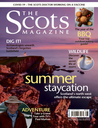 The Scots Magazine August 2020