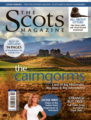 The Scots Magazine October 2020