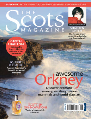 The Scots Magazine August 2021