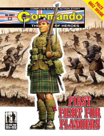 Commando March 15, 2014 00:00
