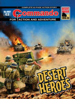 Commando No.4697