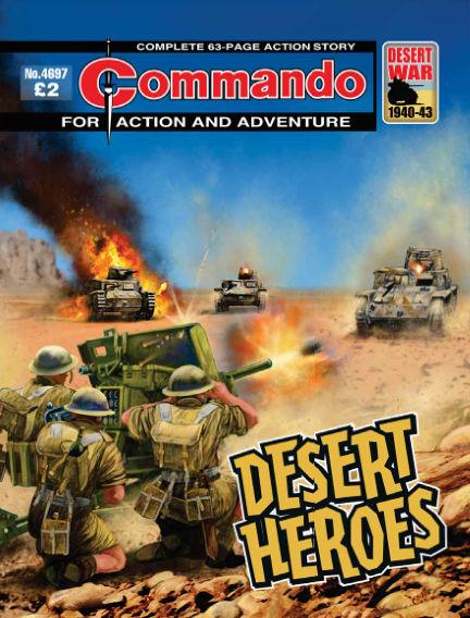 Commando April 08, 2014 00:00