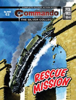 Commando No. 4698