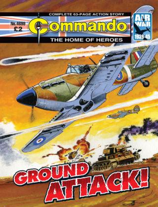 Commando No. 4699