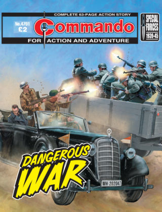 Commando No. 4701