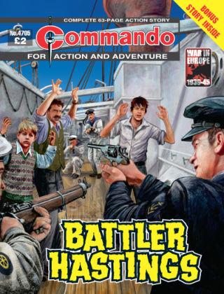 Commando No. 4705