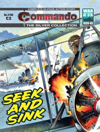 Commando No. 4706
