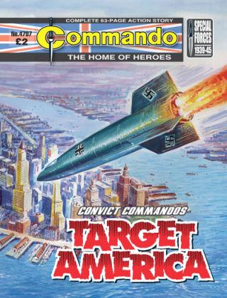 Commando No. 4707