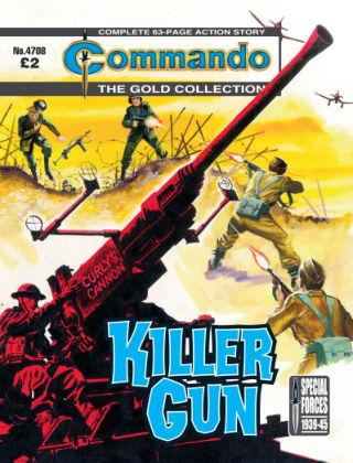 Commando No. 4708