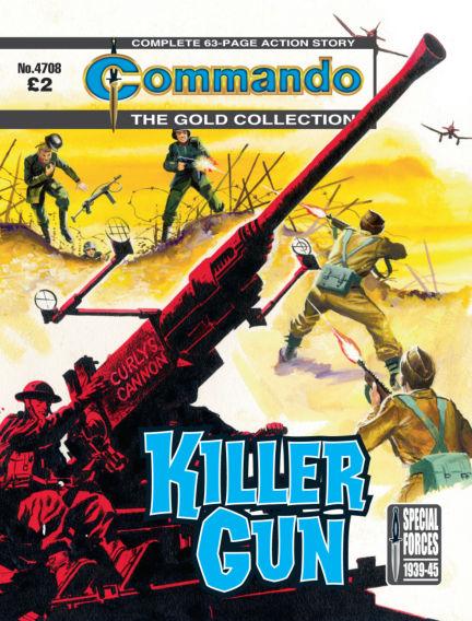 Commando May 20, 2014 00:00