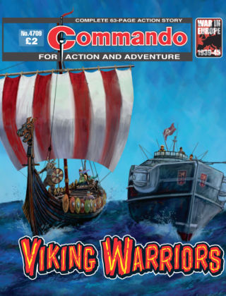 Commando No. 4709