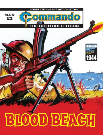 Commando June 03, 2014 00:00