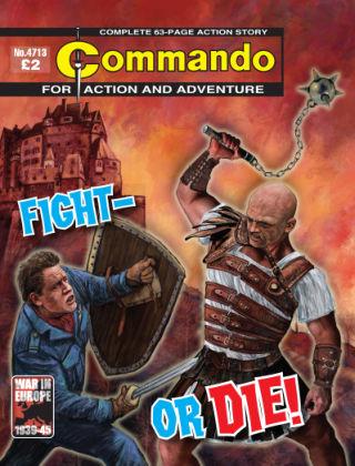 Commando No. 4713