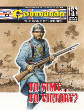 Commando 4723