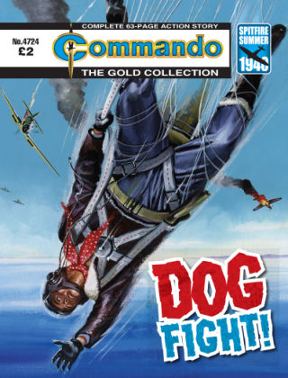 Commando 4724 - Dog Fight