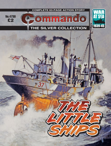 Commando July 29, 2014 00:00