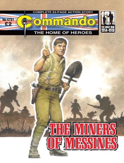 Commando August 12, 2014 00:00