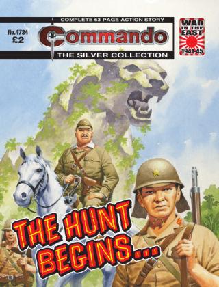 Commando 4734