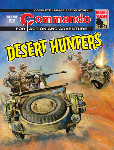 Commando August 26, 2014 00:00