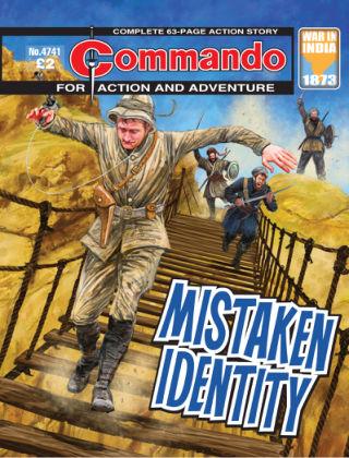 Commando 4741