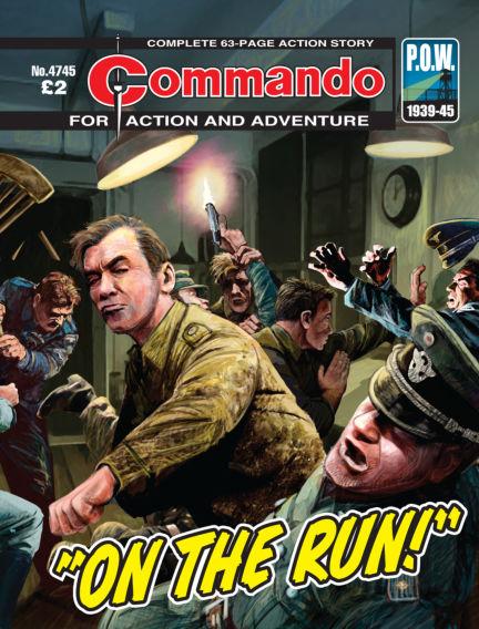 Commando September 23, 2014 00:00