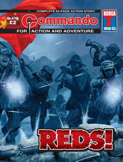 Commando October 07, 2014 00:00