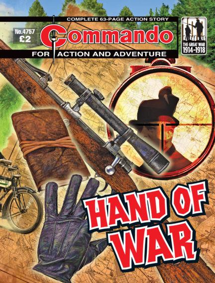 Commando November 04, 2014 00:00