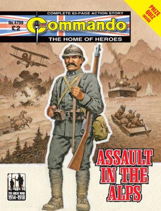 Commando 4759