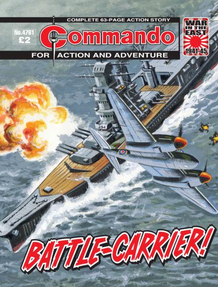Commando November 18, 2014 00:00