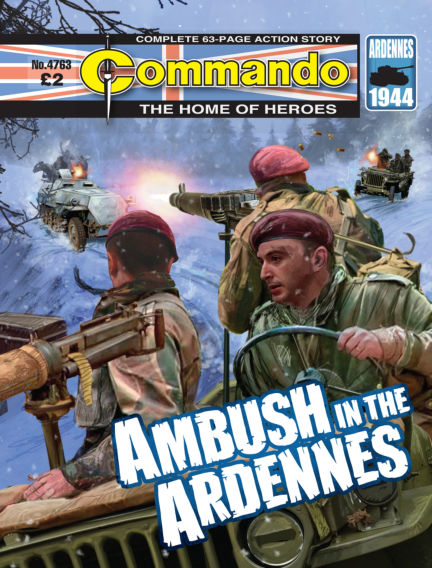 Commando December 02, 2014 00:00