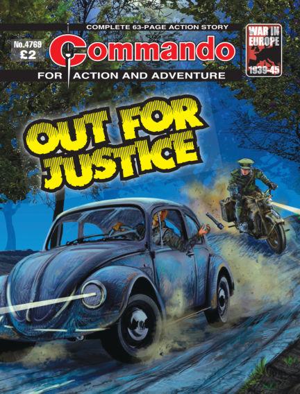 Commando December 16, 2014 00:00