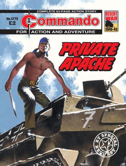 Commando December 30, 2014 00:00