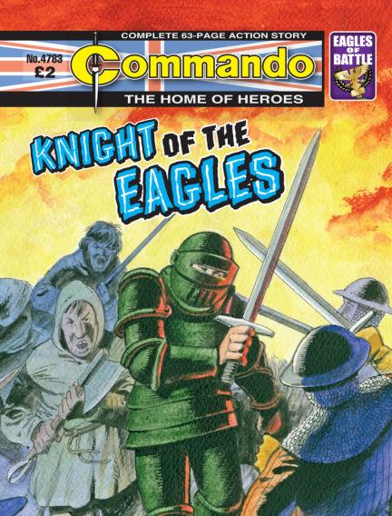 Commando February 10, 2015 00:00