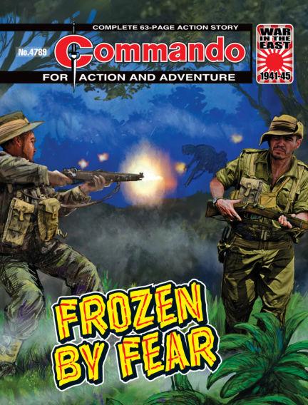 Commando February 24, 2015 00:00