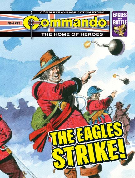 Commando March 10, 2015 00:00