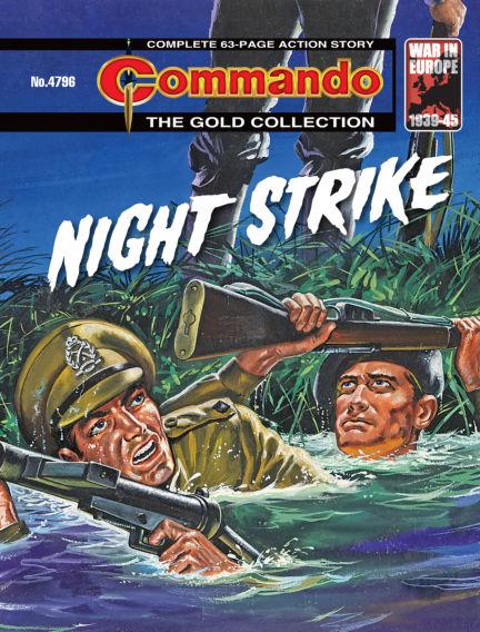 Commando March 24, 2015 00:00