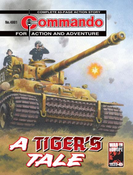 Commando April 07, 2015 00:00