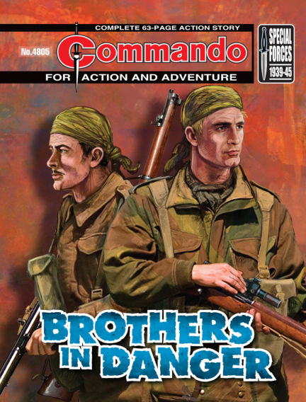 Commando April 21, 2015 00:00