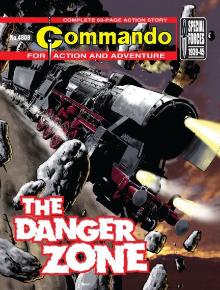 Commando May 05, 2015 00:00