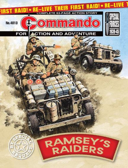 Commando May 19, 2015 00:00