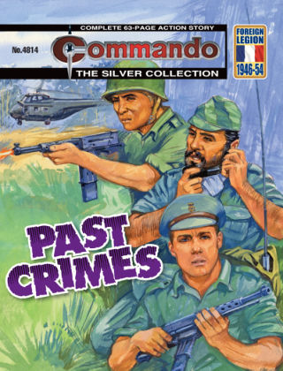 Commando 4814
