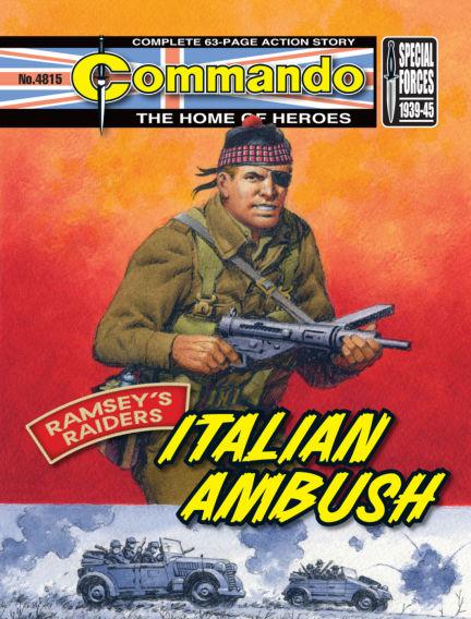 Commando June 02, 2015 00:00