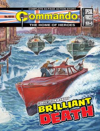 Commando 4819