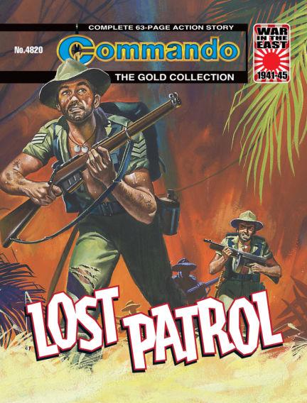 Commando June 16, 2015 00:00