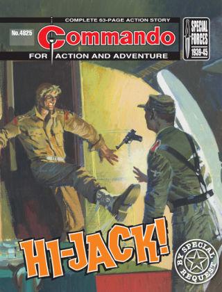 Commando 4825