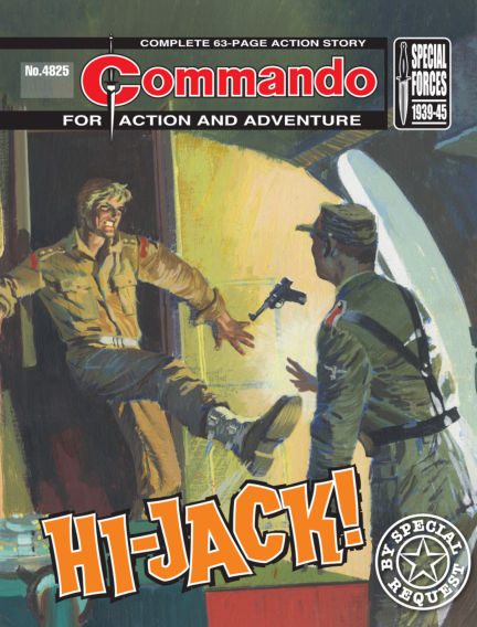 Commando June 30, 2015 00:00