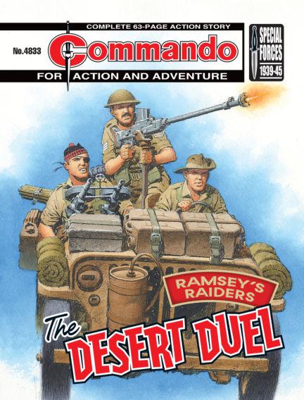 Commando July 28, 2015 00:00