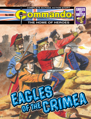 Commando Issue 4839